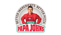 Papa John's logo, links to all discounts for Papa John's